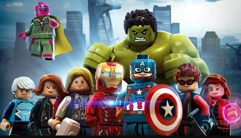 Lego Marvel Avengers ps4 image1.JPG