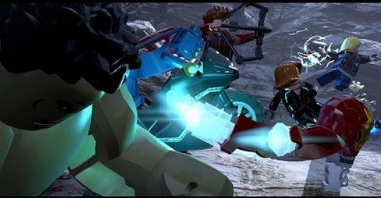 Lego Marvel Avengers ps4 image2.JPG