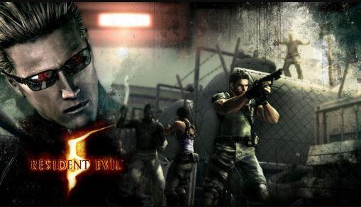 Resident Evil 5 ps4 image2.JPG