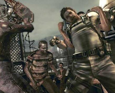 Resident Evil 5 ps4 image6.JPG