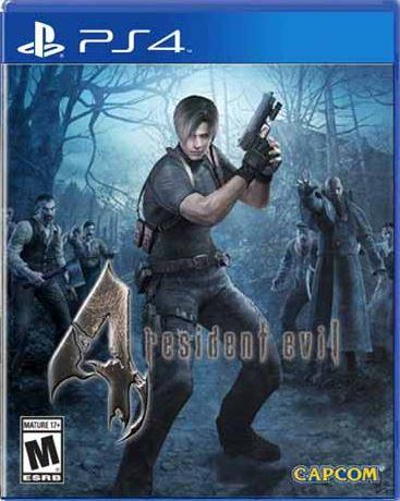 Resident Evil 4 ps4 image1.JPG