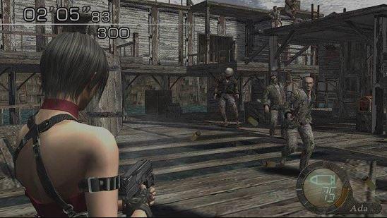 Resident Evil 4 ps4 image10.JPG