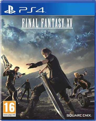 Final Fantasy XV ps4 image1.JPG
