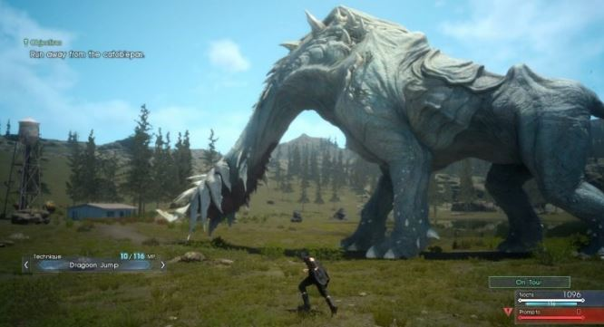 Final Fantasy XV ps4 image7.JPG