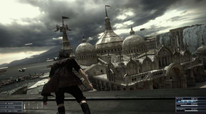Final Fantasy XV ps4 image9.JPG