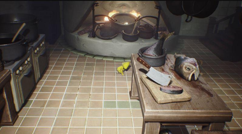 Little Nightmares ps4 image2.JPG
