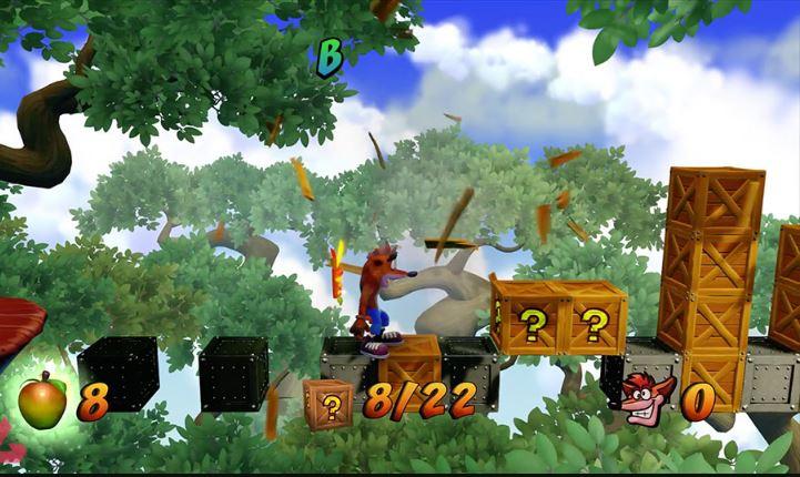 Crash Bandicoot N. Sane Trilogy ps4 image2.JPG