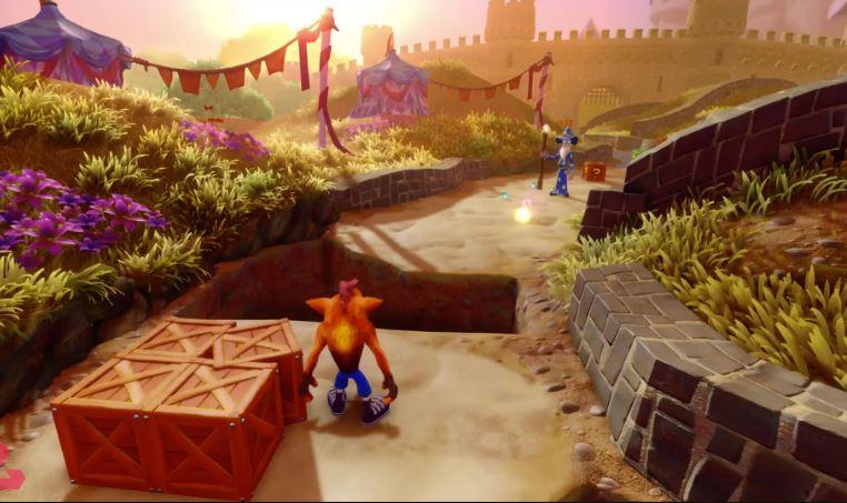 Crash Bandicoot N. Sane Trilogy ps4 image3.JPG
