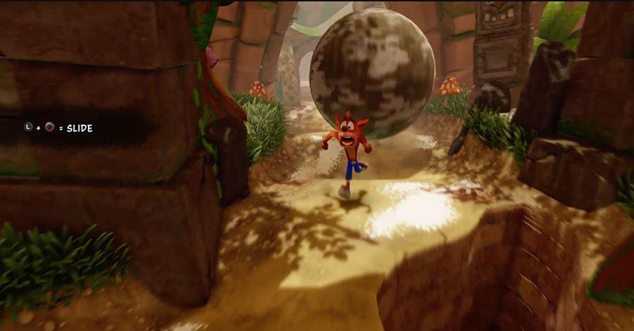 Crash Bandicoot N. Sane Trilogy ps4 image5.JPG