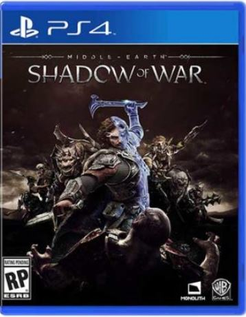Middle Earth  Shadow of war ps4 image0.JPG