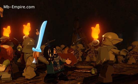 Lego the hobbit ps4 image4.jpg