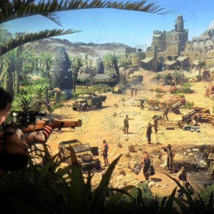 Sniper Elite 3 ps4 image5.jpg