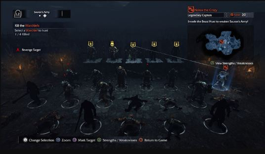 Middle-Earth  Shadow of Mordor ps4 image4.jpg