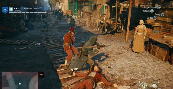 Assassins Creed Unity ps4 image4.JPG