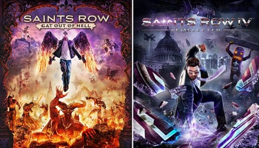 Saint Row IV & Gat Out Of Hell ps4 image1.JPG