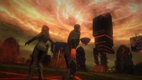 Saint Row IV & Gat Out Of Hell ps4 image3.JPG