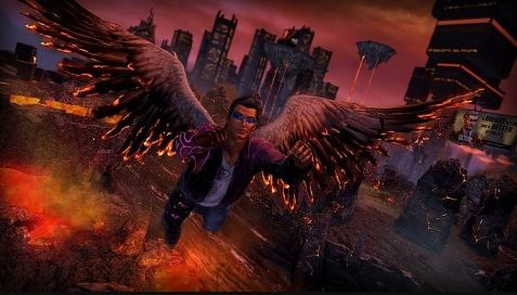 Saint Row IV & Gat Out Of Hell ps4 image5.JPG