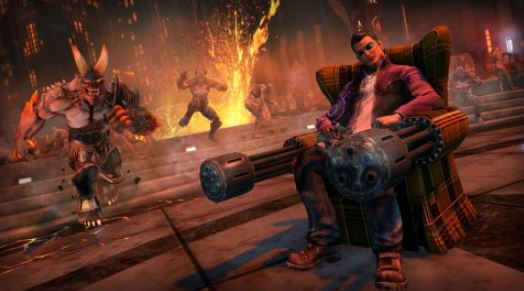 Saint Row IV & Gat Out Of Hell ps4 image7.JPG