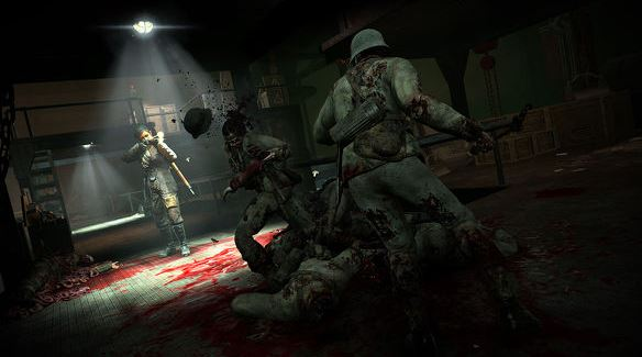 Zombie Army Trilogy ps4 image2.JPG