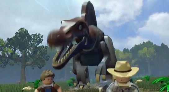 LEGO Jurassic World ps4 image1.JPG