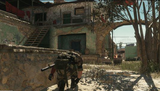 Metal Gear Solid V the phantom pain ps4 image7.JPG