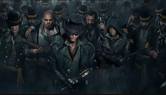 Assassins Creed Syndicate ps4 image1.JPG