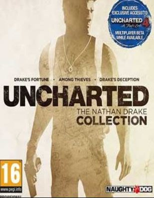 Uncharted The Nathan Drake Collection ps4 image1.JPG