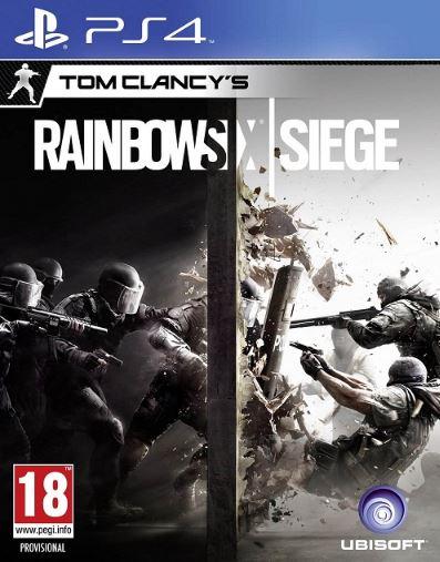 Tom Clancy's Rainbow Six l Siege ps4 image1.JPG