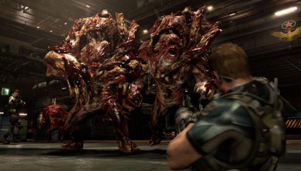 Resident Evil 6 ps4 image7.JPG