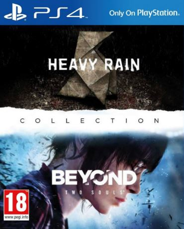 Heavy Rain Beyond Two Souls Collection ps4 image1.JPG