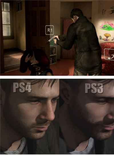 Heavy Rain Beyond Two Souls Collection ps4 image6.JPG