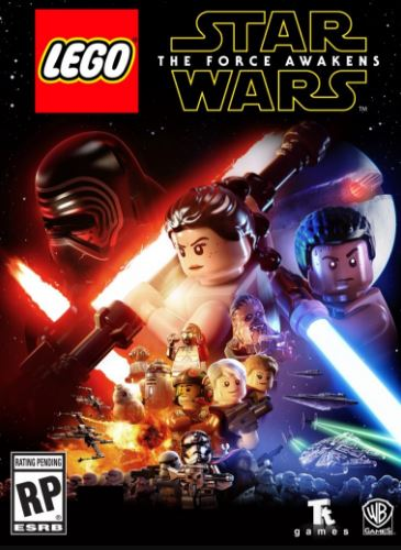 LEGO Star Wars  The Force Awakens ps4 image1.JPG