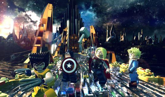 LEGO Marvel Super Heroes ps4 image4.JPG