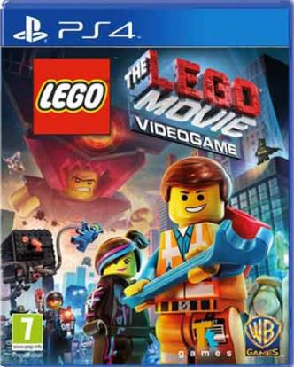 The Lego Movie Videogame ps4 image1.JPG